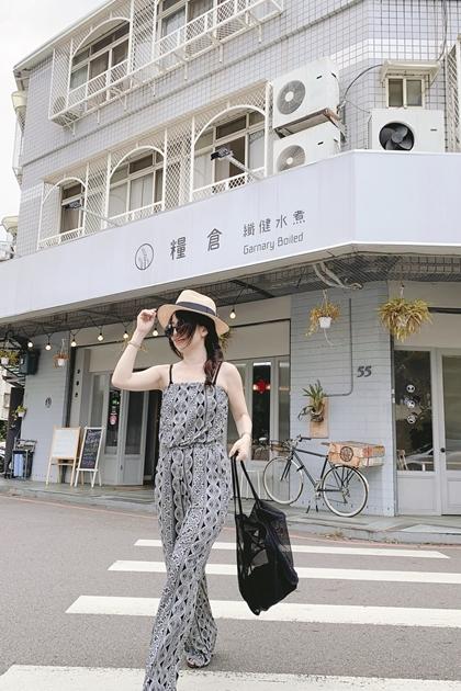渡假風圖騰平口連身褲*S-XL~超低下殺.限量發售