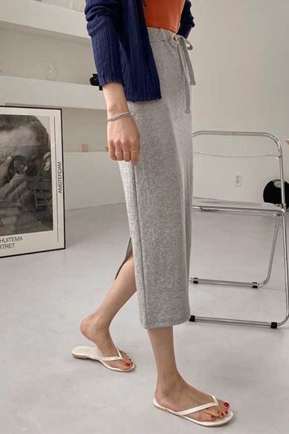 正韓韓製無敵顯瘦包臀窄裙*3色