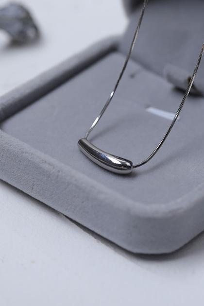W輕量S925純銀造型項鍊